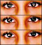 Eyes are more powerful than we know. by Jade Smitherman