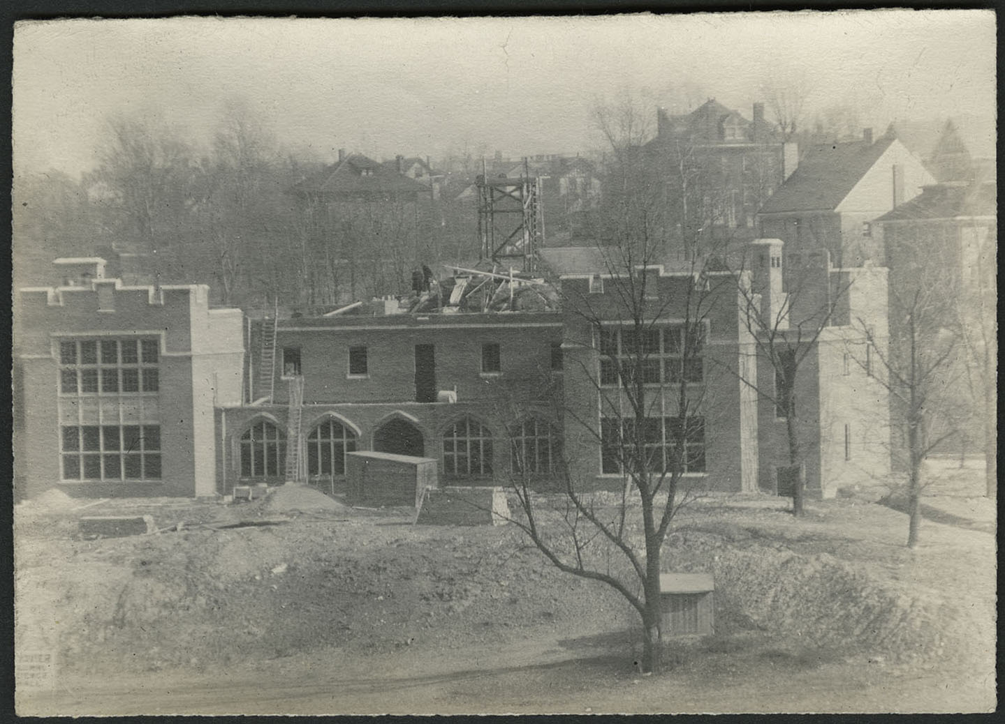 Xavier University Campus Photographs Digital Collection