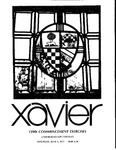 Xavier University 139th Commencement Exercises, Undergraduate Colleges, 1977