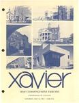 Xavier University 143rd Commencement Exercises, Undergraduate Colleges, 1981