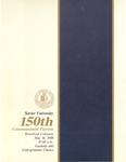 Xavier University 150th Commencement Exercise, 1988
