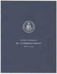 Xavier University 181st Commencement, May 18, 2019 by Xavier University, Cincinnati, OH
