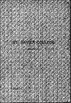 1909-10 Xavier University Course Catalog