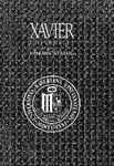 1994-1996 Xavier University College of Arts and Sciences, College of Business Administration, College of Social Sciences Course Catalog