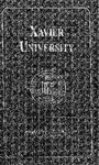 1996-1998 Xavier University Undergraduate and Graduate Information College of Arts and Sciences, College of Business Administration, College of Social Sciences Course Catalog