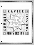 1994 Xavier University Summer Sessions Class Schedule Course Catalog