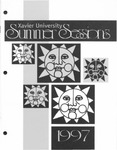 1997 Xavier University Summer Sessions Class Schedule Course Catalog