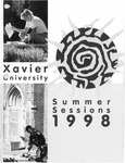 1998 Xavier University Summer Sessions Class Schedule Course Catalog