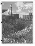 2004 Xavier University Summer Sessions Class Schedule Course Catalog by Xavier University, Cincinnati, OH