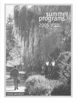 2005 Xavier University Summer Programs Catalogue of Courses by Xavier University, Cincinnati, OH