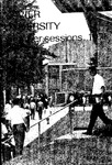 1971 Xavier University Summer Sessions Course Catalog