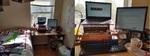 Remote Office by Marita von Weissenberg