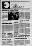 Edgecliff Student Newspaper by Edgecliff College - Cincinnati