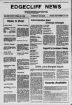 Edgecliff Student Newspaper