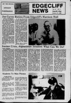 Edgecliff Student Newspaper by Edgecliff College - Cincinnati