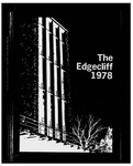 Edgecliff Student Yearbook 1978 by Xavier University - Cincinnati