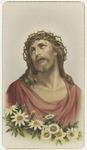 Albert Arens memorial holy card
