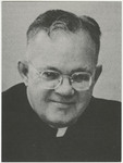 Clifford Besse memorial holy card
