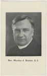 Murtha Boylan memorial holy card