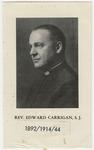 Edward Carrigan memorial holy card