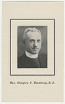 Gregory Derschug memorial holy card