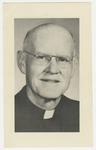 Walter Dimond memorial holy card