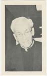 Oscar LaPlante memorial holy card