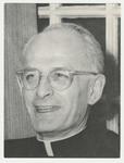 William LeSaint memorial holy card