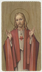 """A Remembrance of the men's """"Day of Recollection"""" holy card"""