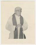 Jeremiah O'Callaghan memorial holy card