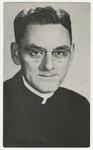 Vincent Savage memorial holy card