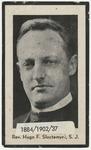 Hugo Sloctemeyer memorial holy card