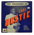 The Artistry of Earl Bostic, Vol 5 (295.95)
