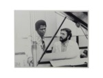 James Brown with Frank Vincent