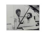 James Brown with Frank Vincent
