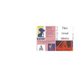 Zine: Police Sexual Violence by Kathryn Nerlinger, Ethan Hall, and Cade Jenkins