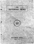 Xavierian University Newspaper: Pictorial Issue
