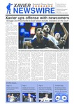 Xavier University Newswire by Xavier University (Cincinnati, Ohio)