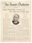 Father Finn Dies - Creator of the American Catholic Boy