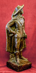 D'Artagnan Bronze Statue