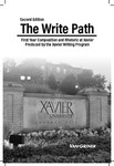 The Write Path, Second Edition by Xavier University, Cincinnati, OH