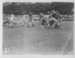 St. Xavier versus Transylvania football game