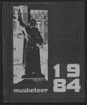 Musketeer 1984 by Xavier University - Cincinnati