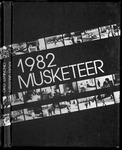Musketeer 1982 by Xavier University, (Cincinnati, Ohio)