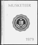 Musketeer 1979 by Xavier University, (Cincinnati, Ohio)