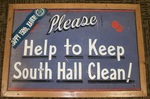 Please Help to Keep South Hall Clean by Xavier University (Cincinnati, Ohio)